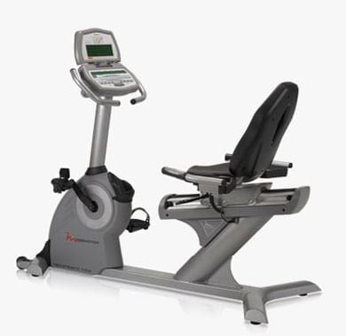FreeMotion Recumbent Bike