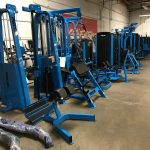 Blue Custom Color Frames