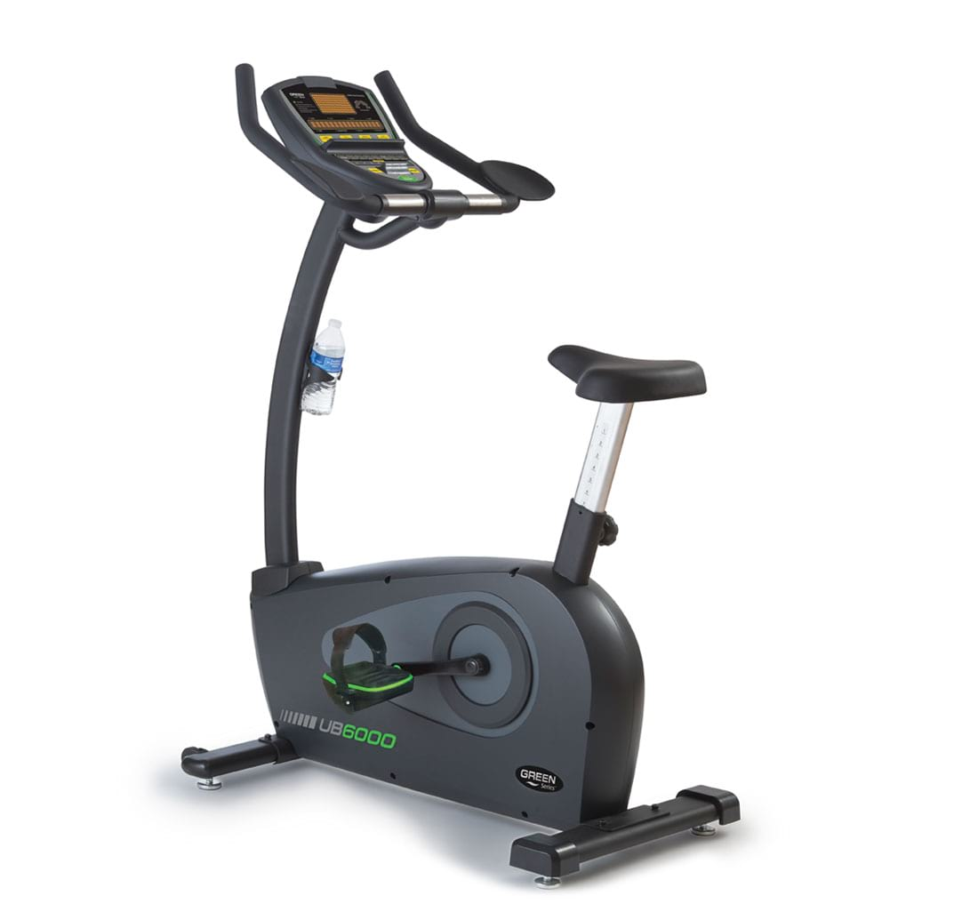 Green Series 6000-G2 Upright Bike – New