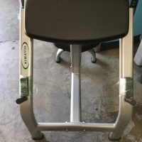 Matrix Preacher Curl Bench
