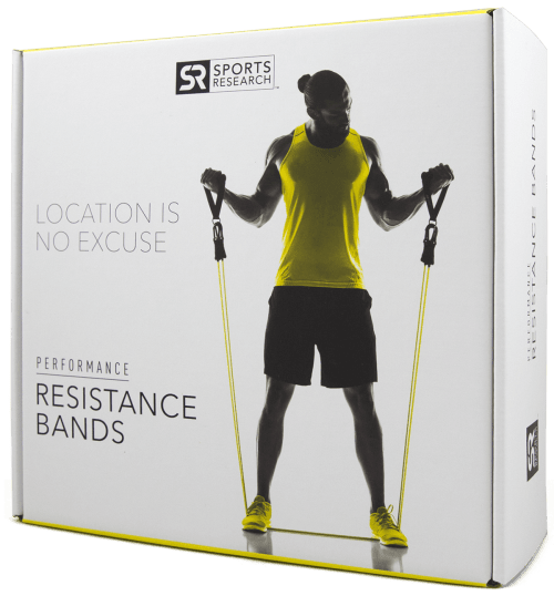 Sports Research Resisitance Bands