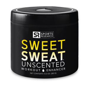 Sweet Sweat Unscented XL Jar