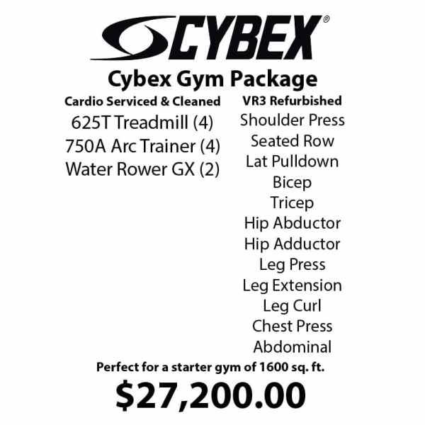 Cybex Gym Pkg 2