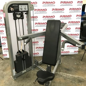 1 Life Fitness Pro2 Shoulder Press