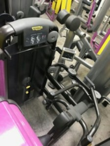 Technogym Upper Back
