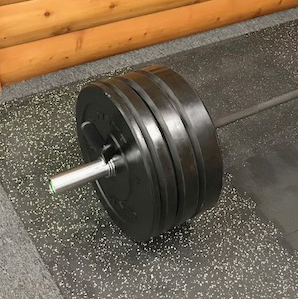 Crossfit Olympic Weightlifting Economy Set - $559