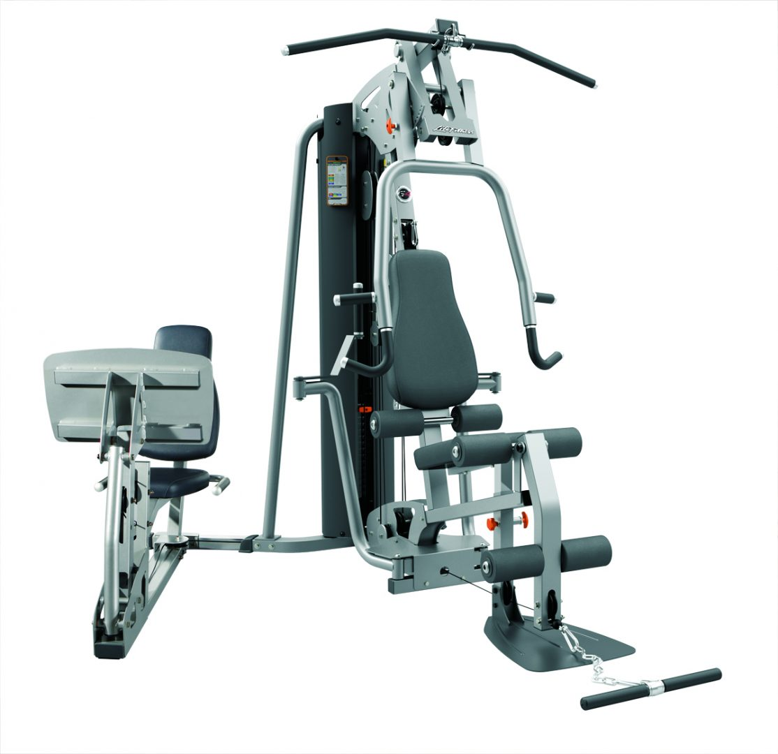 V fit herculean cug compact upright home gym