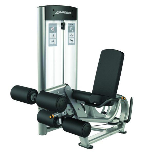 Life Fitness Optima Series Leg Press Leg Curl Dual Combo Machine