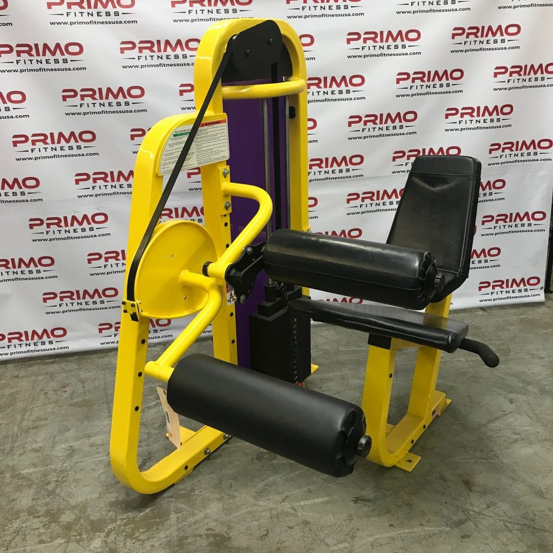 Body Masters Seated Leg Curl Xb915