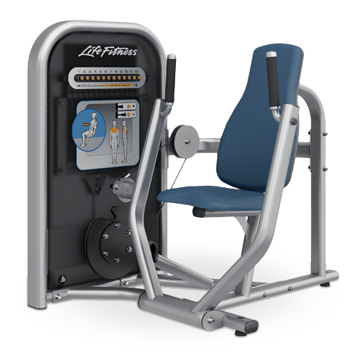 Life Fitness Circuit Series Strength Machines