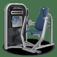 Life Fitness Circuit Series Chest Press Machine