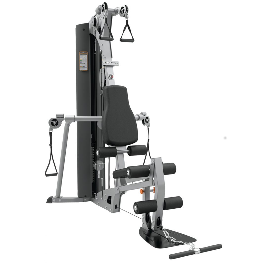 Home Gym Fitness Station