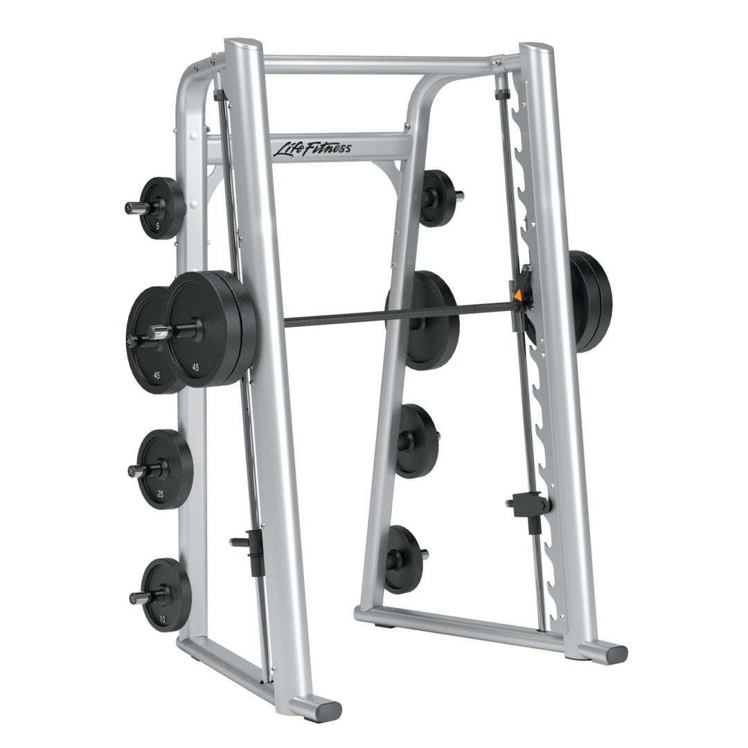 Life Fitness Smith Machines