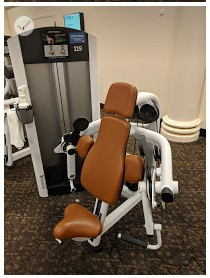 Life Fitness Signature Bicep Curl