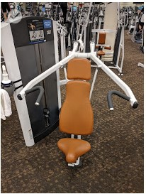 Life Fitness Signature Shoulder Press