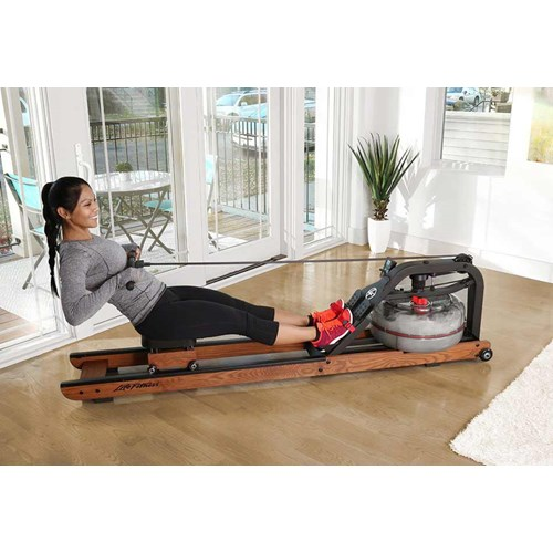 Life Fitness CX Water Rower
