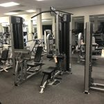 Life Fitness Fit Series Lat Pulldown Row