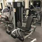 Life Fitness Fit Series Leg Curl Extension