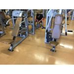 Nautilus Nitro Incline Press & Vertical Chest