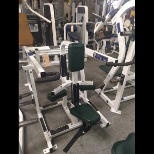 Hammer Strength Plate Loaded Seated Dip