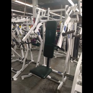 Hammer Strength Iso Lateral Chest Press