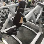 Life Fitness Signature Shoulder Press PL
