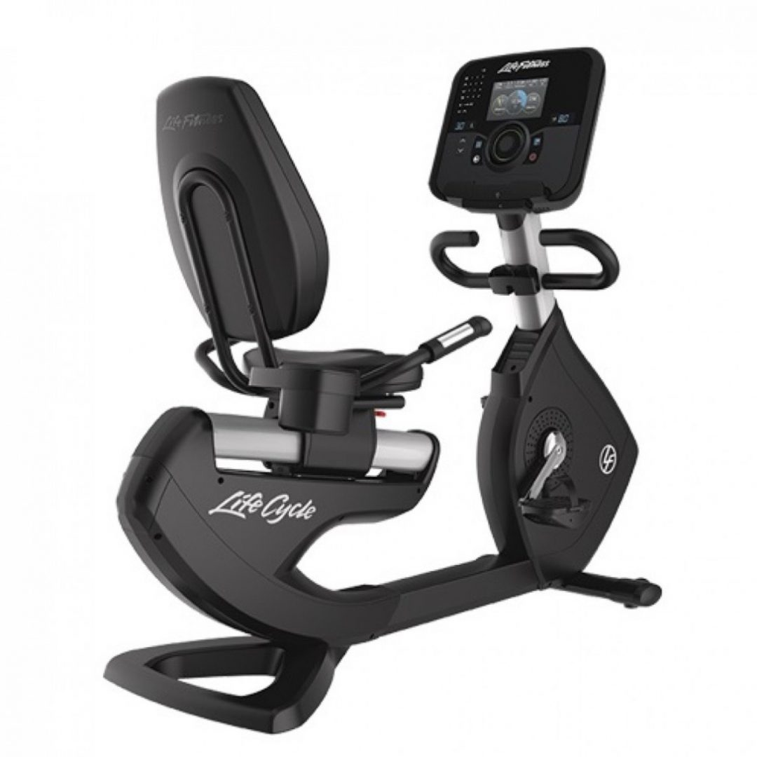 Life Fitness 95R Explore Recumbent Bike