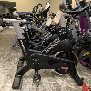 SPINNER NXT Black Belt Cycle Bike Package