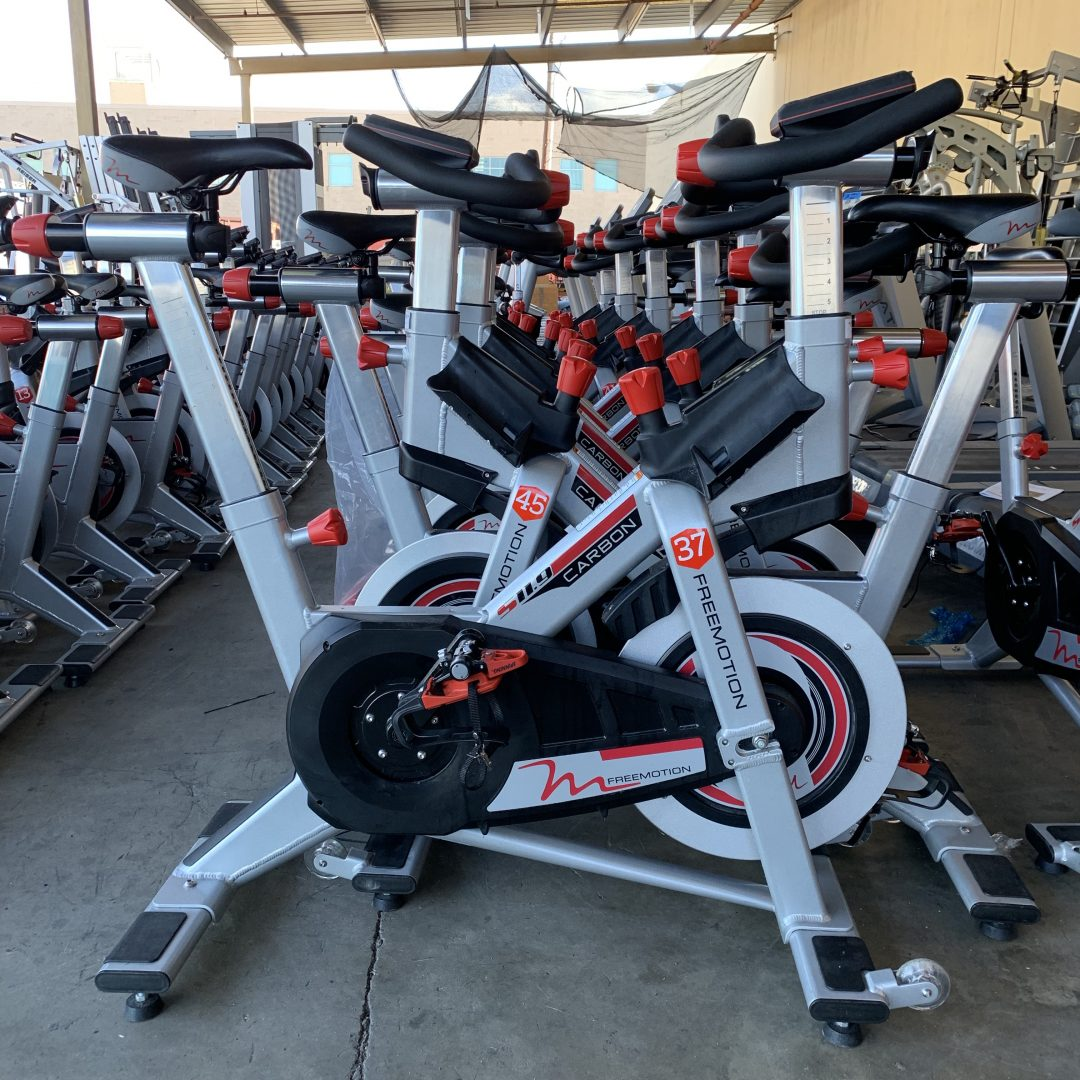 FreeMotion S11.9 Carbon Indoor Cycle with Monitor