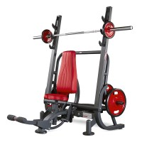 Panatta Freeweight Super Olympic Shoulder Bench