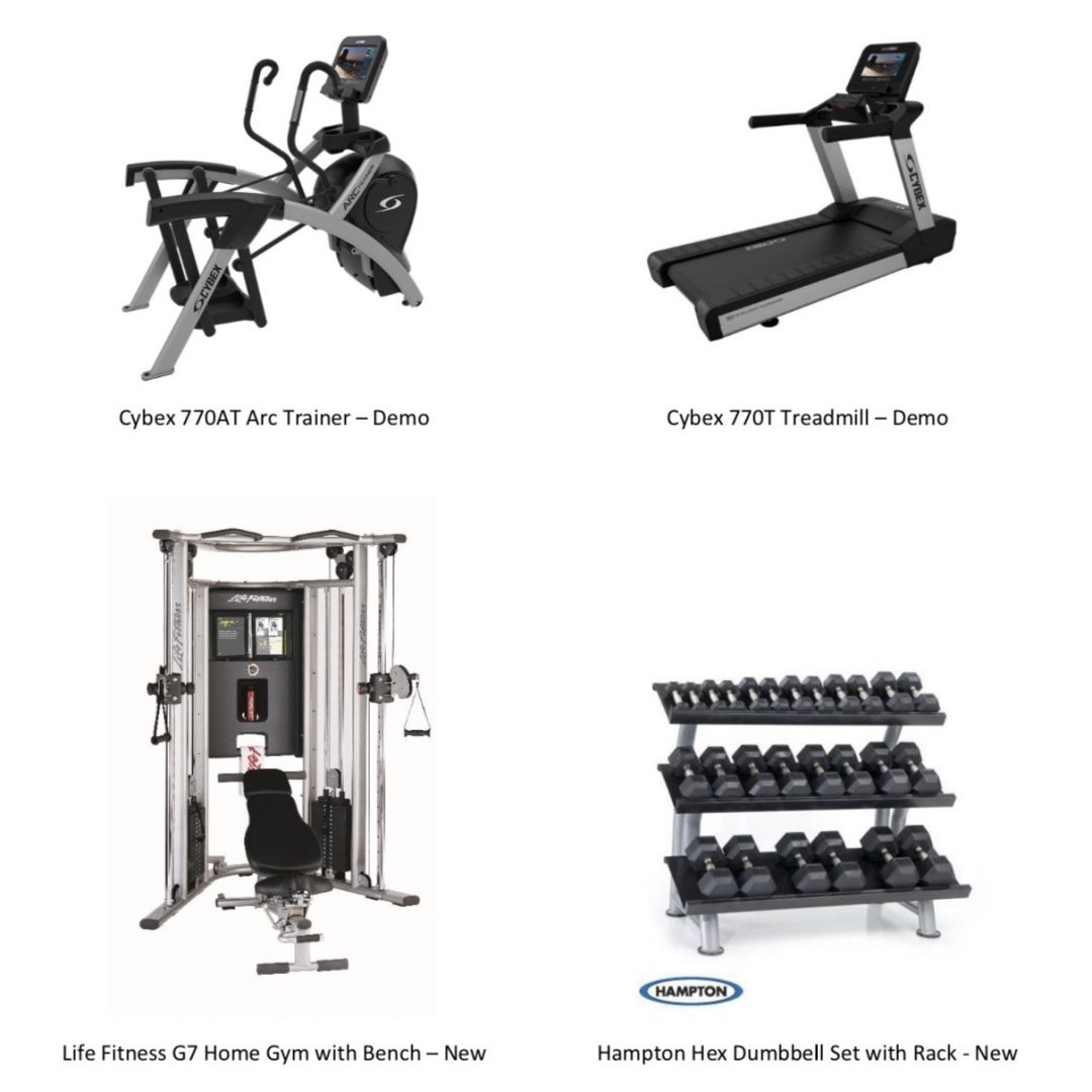FItness Equipment for High End Customers