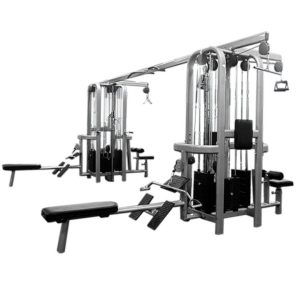 Muscle D Deluxe 8 Stack Jungle Gym Version A