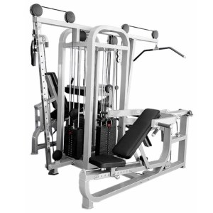 Muscle D The Compact 4 Stack Multi-Gym