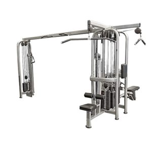 Muscle D Standard 5 Stack Jungle Gym