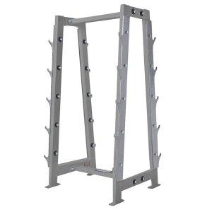 Hammer Strength Barbell Rack