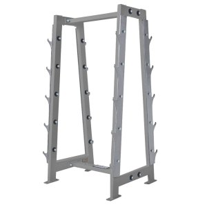 Hammer Strength Barbell Rack