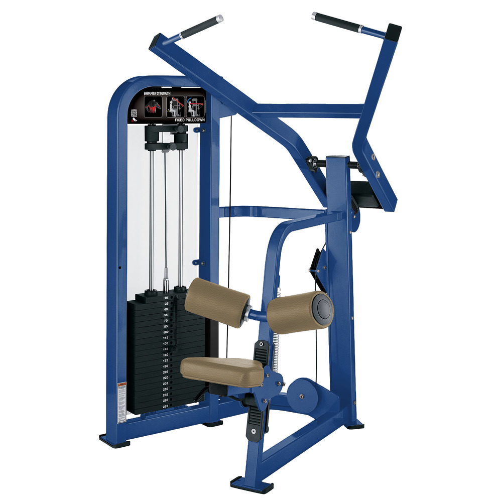 Hammer Strength Select Selectorized Fixed Pulldown