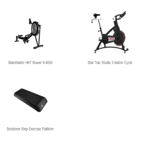 Home Gym FIT Package