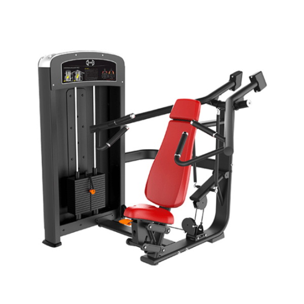 Muscle -D Elite Shoulder Press