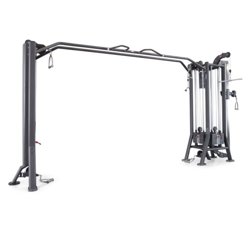 Panatta Fit Evo 4 Station Multi-Gym + Cable Station with Bar 1fe112-1fe116
