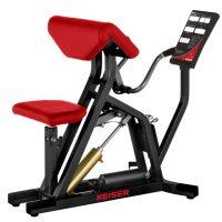 Keiser Air250 Arm Curl Fitness Machine