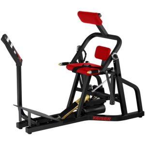 Keiser Air250 Lower Back Machine