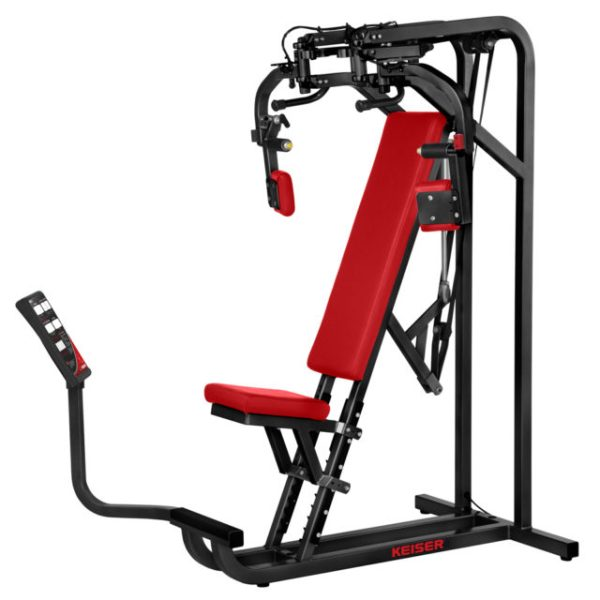 Keiser Air300 Seated Butterfly Machine