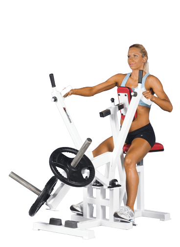 ProMaxima Unilateral Seated Row PL-03