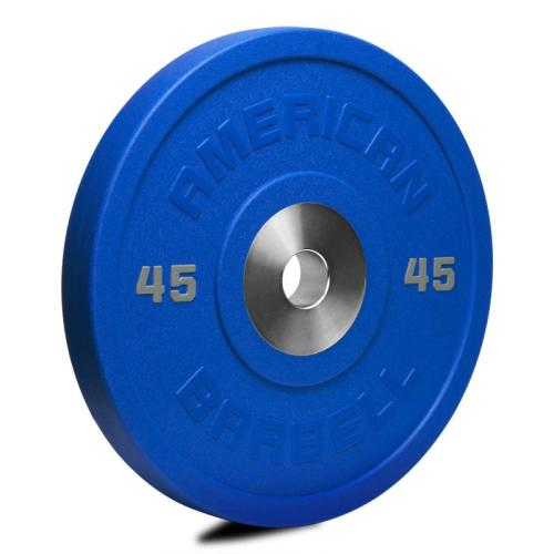 American Barbell Color LB Urethane Pro Series Plates