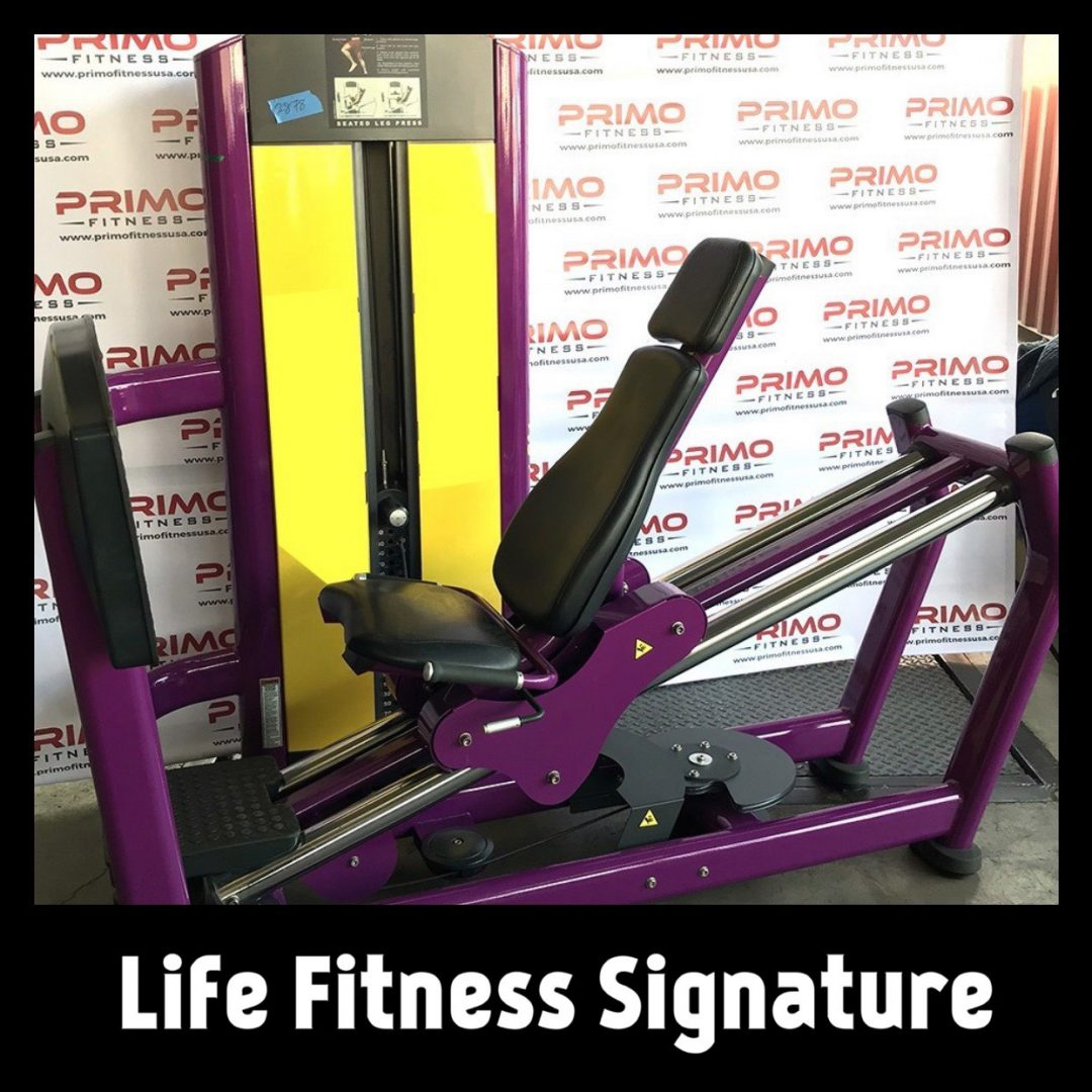 Life Fitness Signature 12 Piece Strength Package B