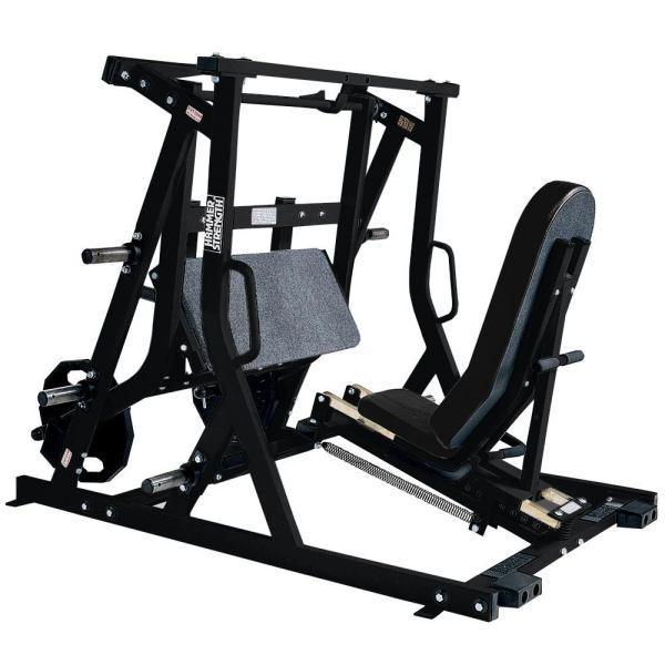 Hammer Strength Plate-Loaded Leg Press