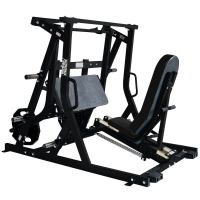 Hammer Strength Plate-Loaded Leg Press