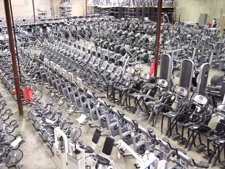 Wholesale Gym Equipment