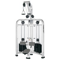 Life Fitness Signature Series Pulldown Dual Stack